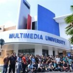 ساختمان دانشگاه mmu  مالزی