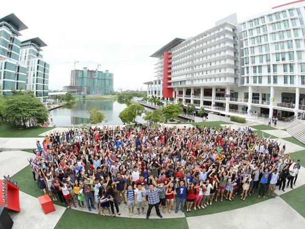 دانشجویان مالزی تیلور