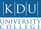 KDU-University-College-logo
