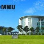 بورسیه دانشگاه mmu  مالزی
