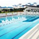 ورزشگاه دانشگاه mmu  مالزی