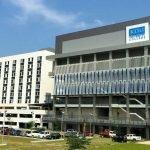ساختمان دانشگاه kdu
