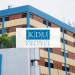 اعزام دانشجو به kdu