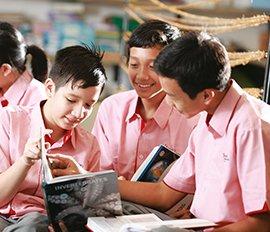 دانشجویان دانشگاه تیلور مالزی