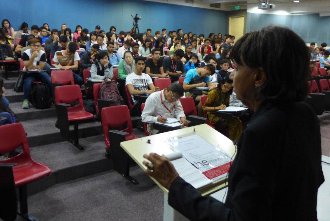 تحصیل در هلپ مالزی
