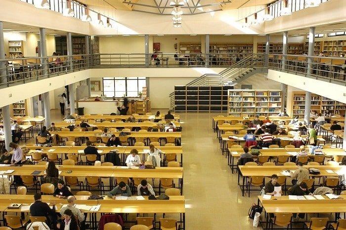 تحصیل در دانشگاه نبرخیا