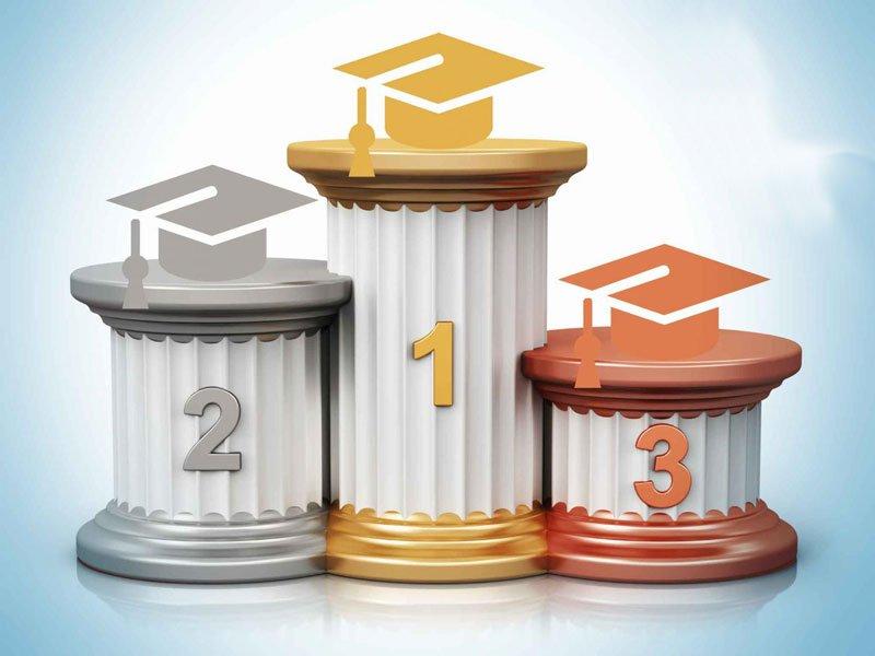 رتبه دانشگاه ها