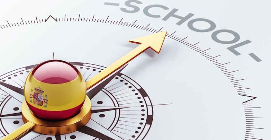 مدارس و دانشگاه های اسپانیا