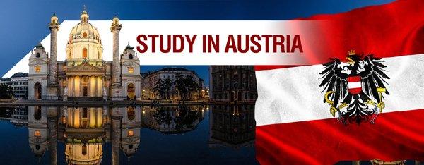 اعزام دانشجو اتریش