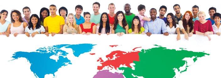 دانش آموزان جهان