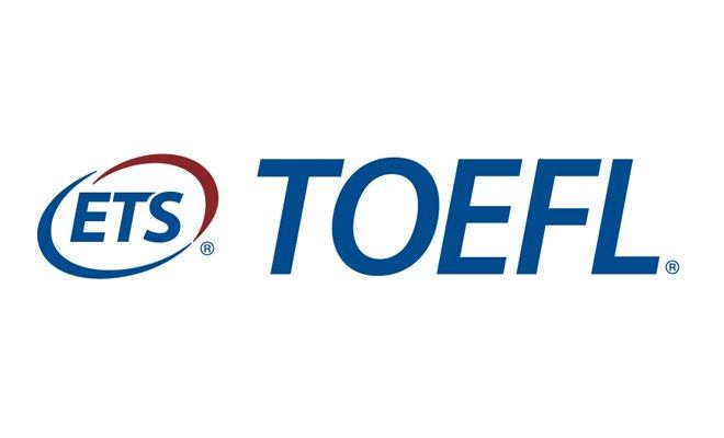 لوگو آزمون Toefl