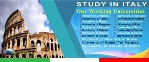 در ایتالیا ادامه تحصیل دهید