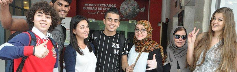 دانش آموزان کالج زبان مالزی ELC
