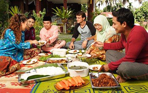فرهنگ مالزیایی