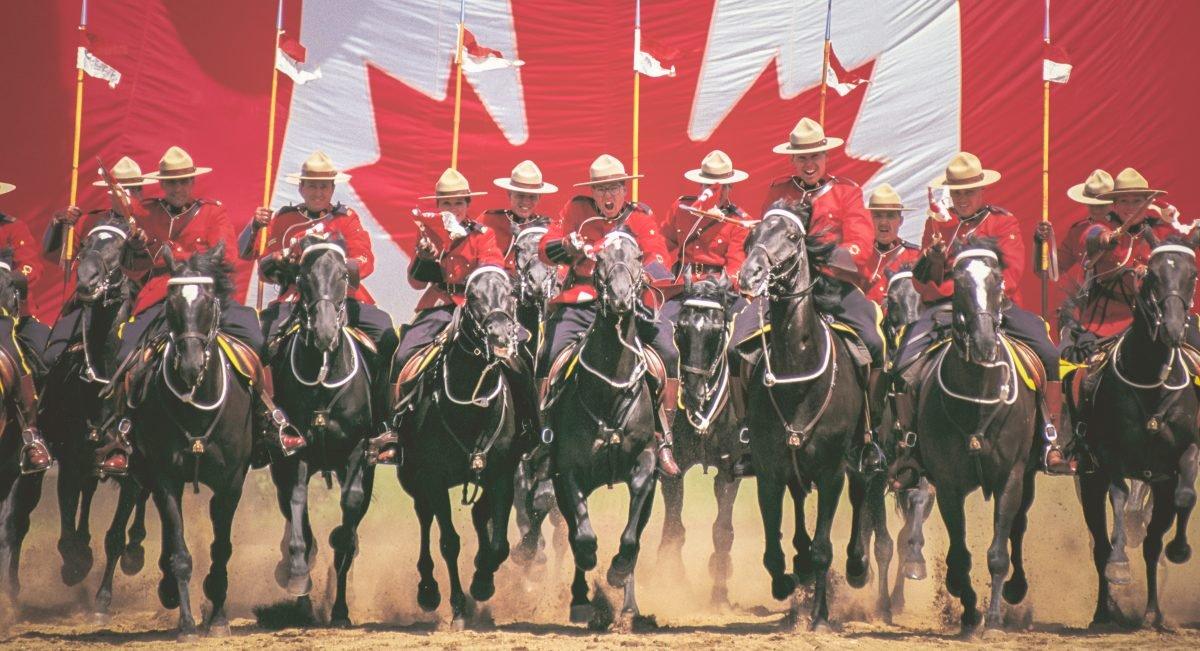 اسب سواران کانادا