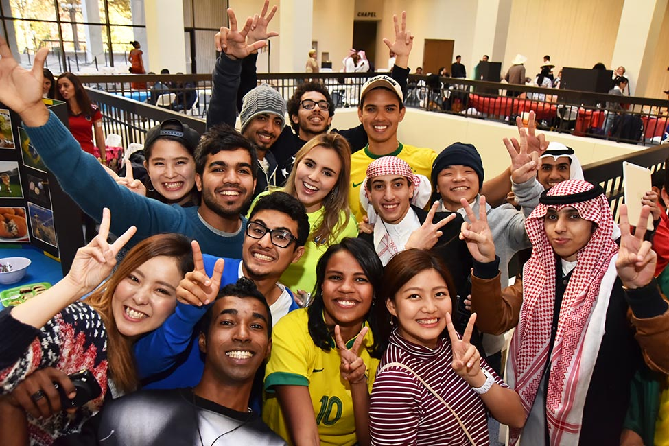 زبان آموزان کالج ELS