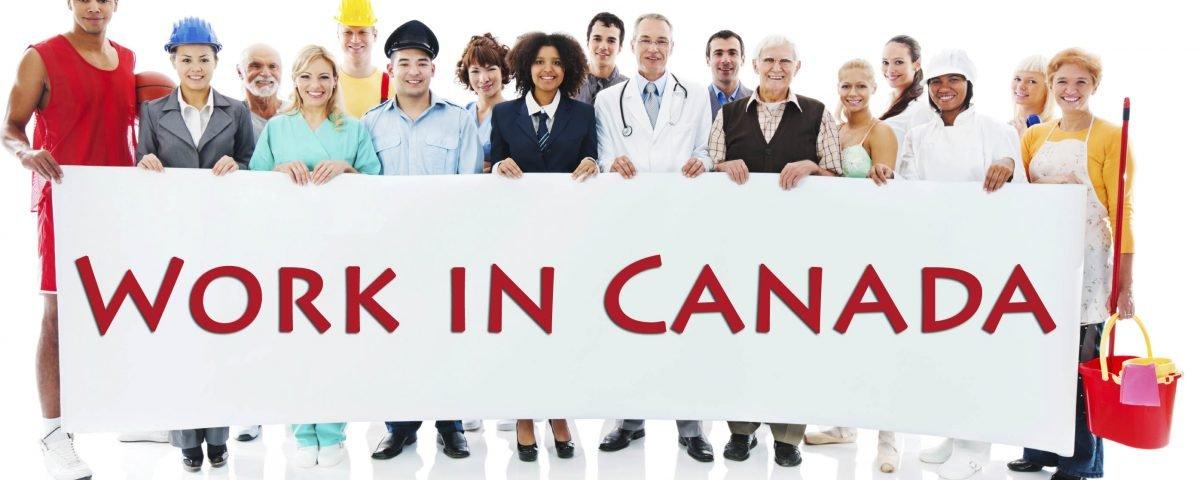 اجازه کار در کانادا