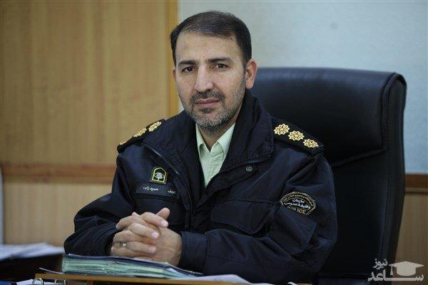 سرهنگ نجف حمیدزاده