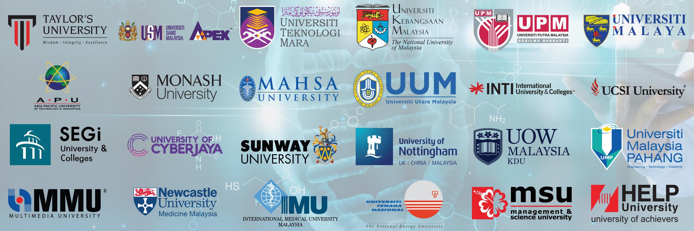 universities list
